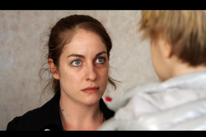 Hristina Popovic dans le film serbe, croate, slovène, français et allemand de Srdan Golubovic,