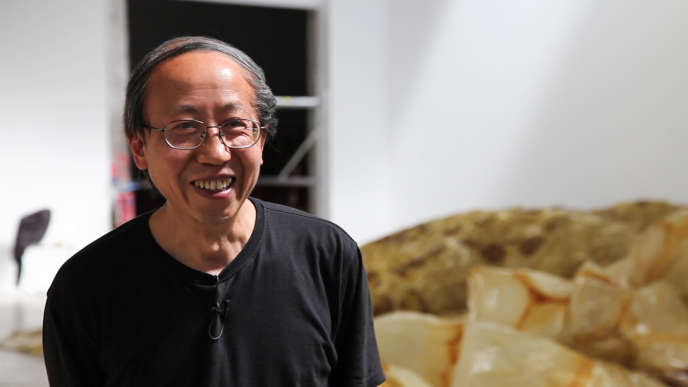 L'artiste franco-chinois Huang Yong Ping.
