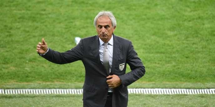 Vahid Halilhodzic provoque une vague de soutiens en sa faveur après le bon parcours des Fennecs au Mondial.