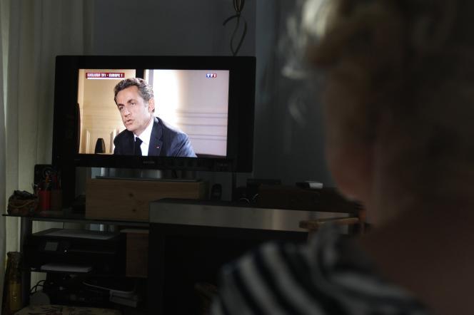 Nicolas Sarkozy a accordé un entretien à TF1 et Europe 1, mercredi 2 juillet.