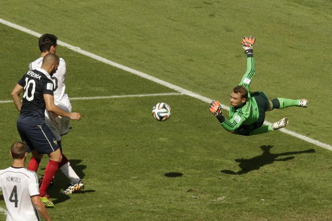 Une nouvelle fois décisif, Neuer a permis la qualification de l'Allemagne.