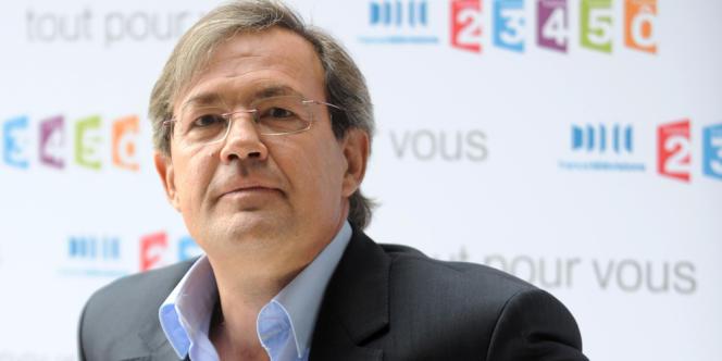 Benoît Duquesne en août 2009, à Paris.