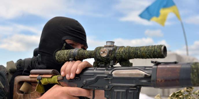Samedi 5 juillet, les combattants rebelles et leur chef ont abandonné Sloviansk, chassés par les forces de Kiev.