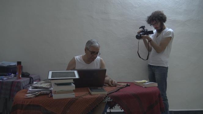 Extrait du film syrien