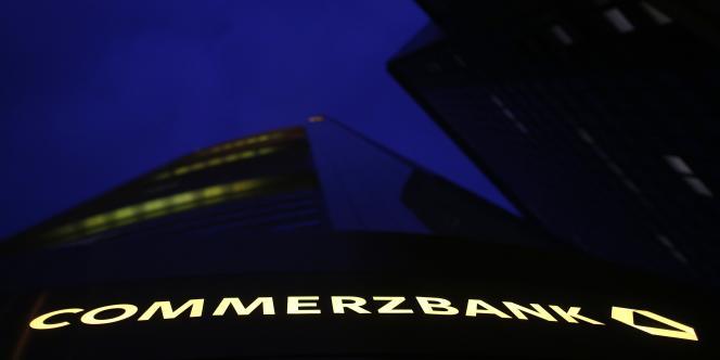 De lourdes sanctions contre Commerzbank, en partie nationalisée, risqueraient de mettre à l'épreuve les relations entre Berlin et Washington qui avaient été déjà mises à mal par l'affaire Snowden.