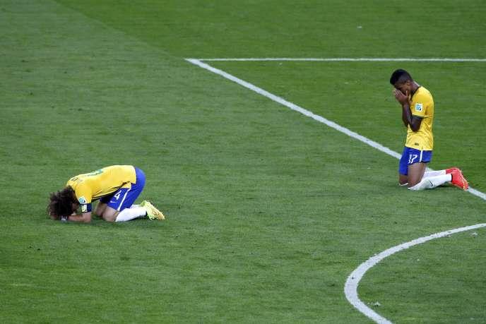 Le Brésil à genoux