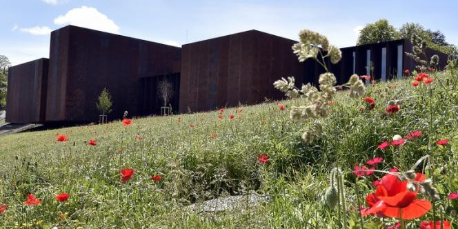 Le Musée Soulages à Rodez, en mai 2014.