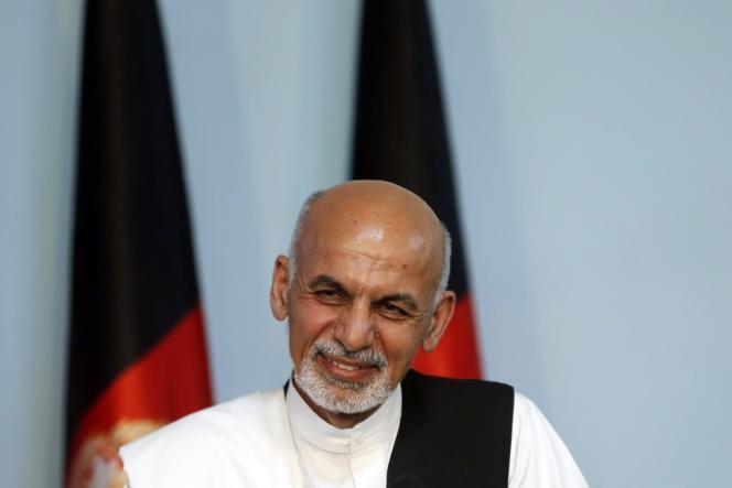 Le candidat Ashraf Ghani est Pachtoune.