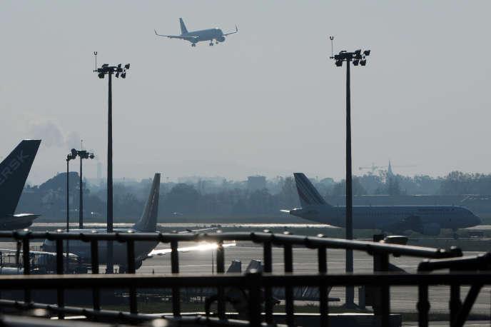 Aéroport de Toulouse-Blagnac.