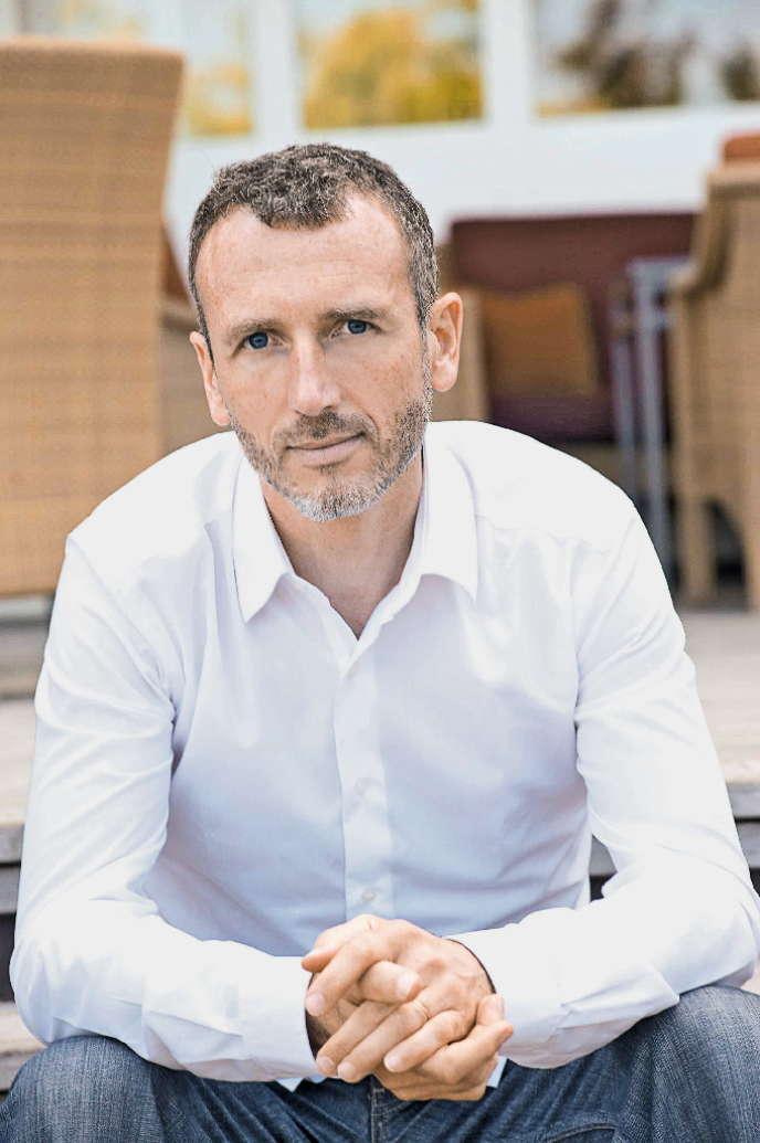 Emmanuel Faber est vice-président du conseil d'administration de Danone.