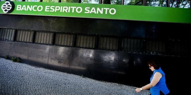 «Il n'y a aucune raison pour que l'Etat intervienne dans une banque qui a des fonds propres solides», assure le premier ministre du Portugal.