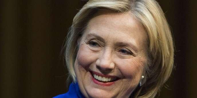 L'ancienne secrétaire d'Etat américaine, Hillary Clinton, le 6 juillet, à Berlin.