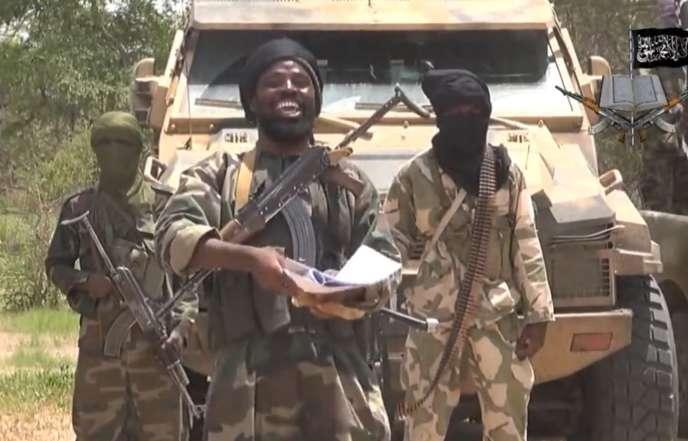 Aboubakar Shekau, le chef du groupe islamiste armé nigérian Boko Haram, a revendiqué les attentats perpétrés le 25 juin à Abuja et Lagos.