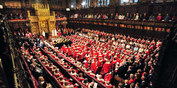 La chambre haute du Parlement doit débattre la question du suicide assisté, vendredi.