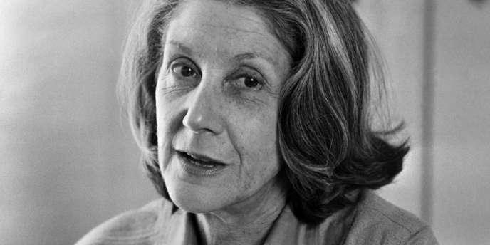 Nadine Gordimer en janvier 1980.