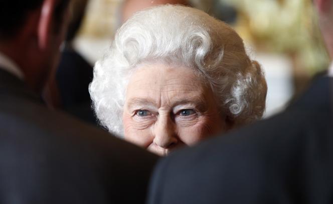 Elizabeth II, le 14 juillet à Londres.