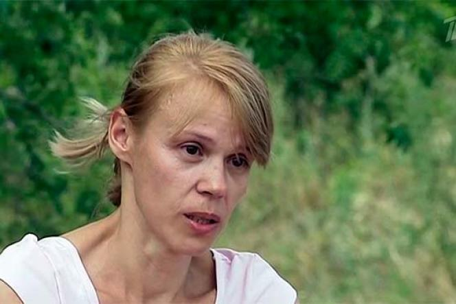 Le témoin de cette « cruci-fiction » est une femme disant s'appeler Galina Pychniak.