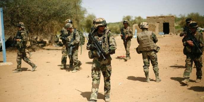 Un groupe djihadiste revendique la mort d'un soldat français au Mali