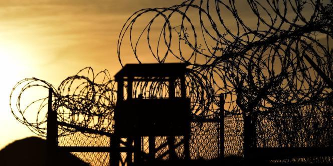 A Guantanamo, en avril.