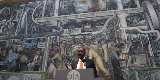 Kevyn Orr, gestionnaire d'urgence de Detroit, a annoncé en juin que le musée Detroit Institut of Arts a été refinancé.