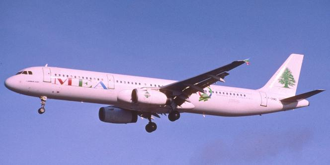 Les avions de la compagnie libanaise MEA sont les derniers à survoler le territoire syrien.