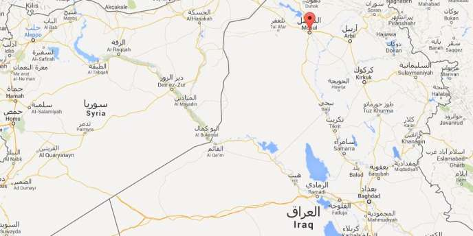 Les chrétiens de Mossoul fuyaient en masse vendredi après un ultimatum de l'Etat islamique.
