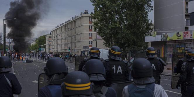 Quelques centaines de manifestants se sont rassemblés à Sarcelles en soutien à Gaza, le 20 juillet.