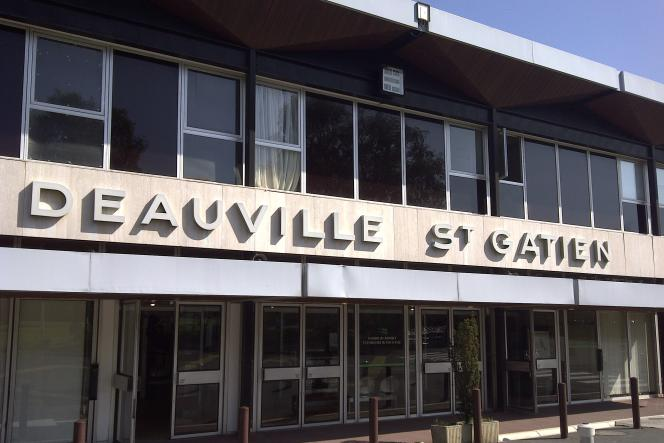 Aérogare de Deauville