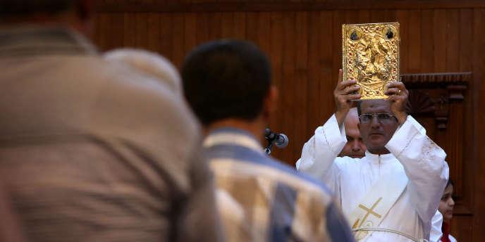 Les Chaldéens, qui représentent la grande majorité des chrétiens d'Irak, forment une communauté catholique de rite oriental.