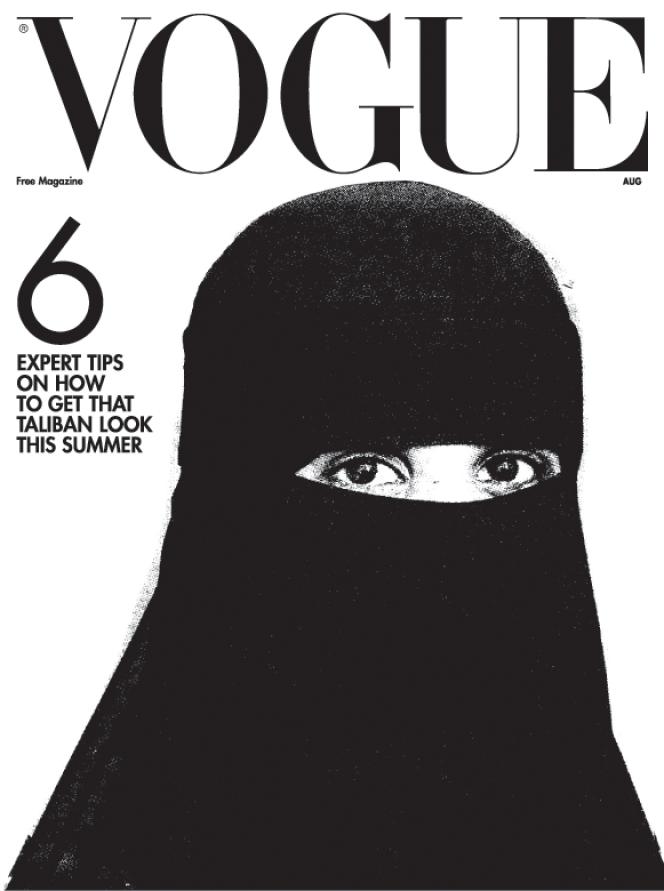 Le look taliban cet été.