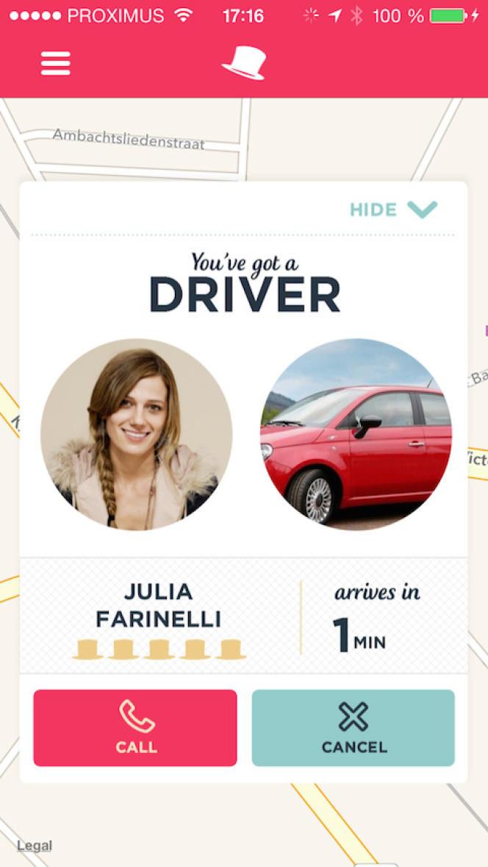 Petite dernière des apps de covoiturage, Djump débarque en France et fonctionne sur un système de dons.