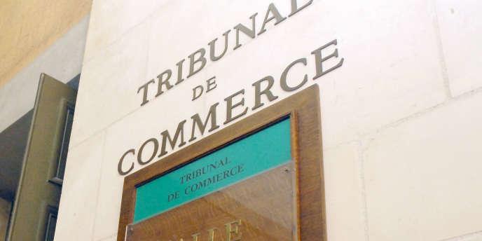 Le tribunal de commerce d'Orléans.