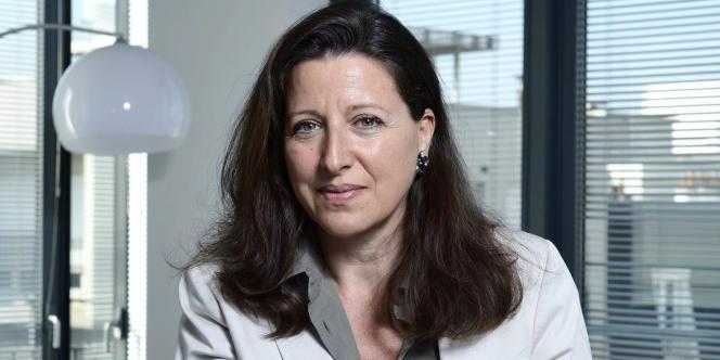 Agnès Buzyn, présidente de l'Institut national du cancer.