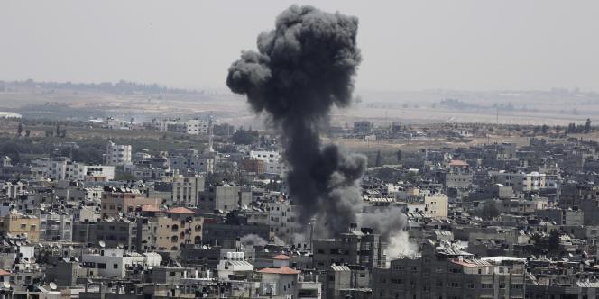Gaza, le 27 juillet.