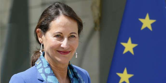 La ministre de l'écologie Ségolène Royal, le 16 juillet à Paris.