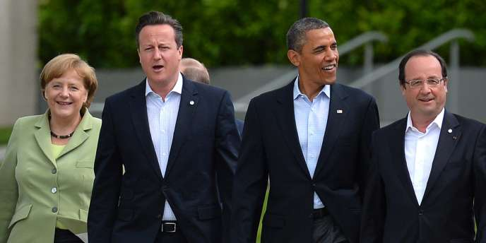 Barack Obama et les dirigeants européens ont confirmé le 28 juillet de nouvelles sanctions contre la Russie.