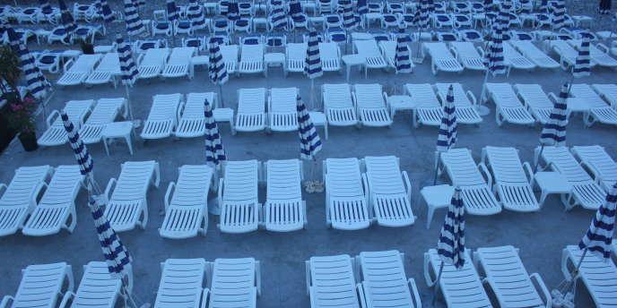 Le taux d'intérêt annuel de l'emprunt toxique Dexia de Nice (Alpes-Maritimes) a été à 14,89 % en juillet.