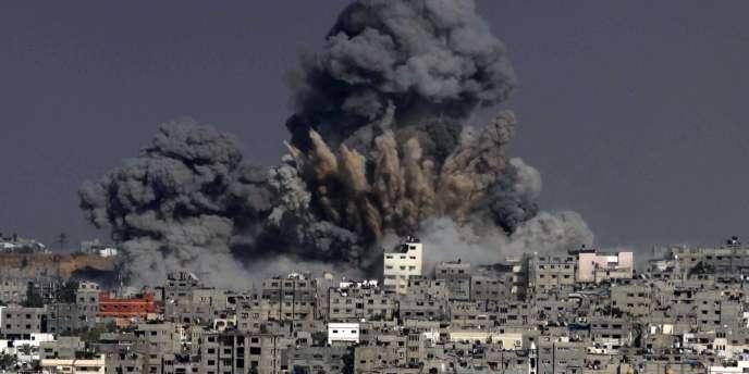 A Gaza, le 29 juillet.