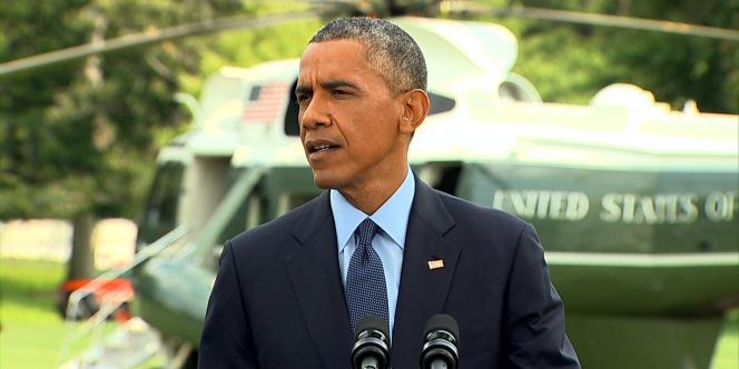 La Maison Blanche et le département d'Etat avaient vivement critiqué la violation imputée au Hamas de la première tentative de cessez-le-feu de soixante-douze heures, qualifiant cette violation d'« horrible » et de « barbare ».