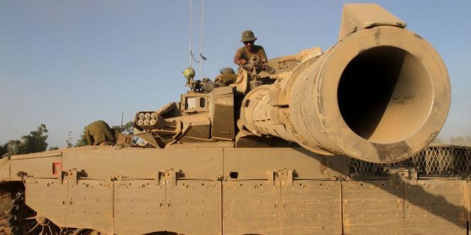 Le ministère de la défense américain a confirmé avoir approuvé la vente d'armement à l'armée israélienne, en pleine opération militaire dans la bande de Gaza.