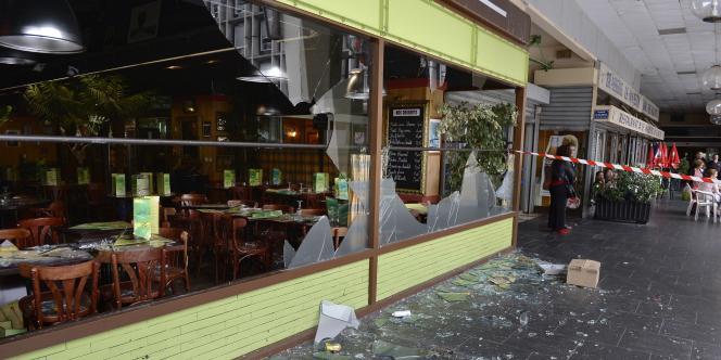 Dimanche 20 juillet, des violences étaient survenues à Sarcelles, dans la banlieue nord de Paris, lors d'un rassemblement propalestinien interdit.
