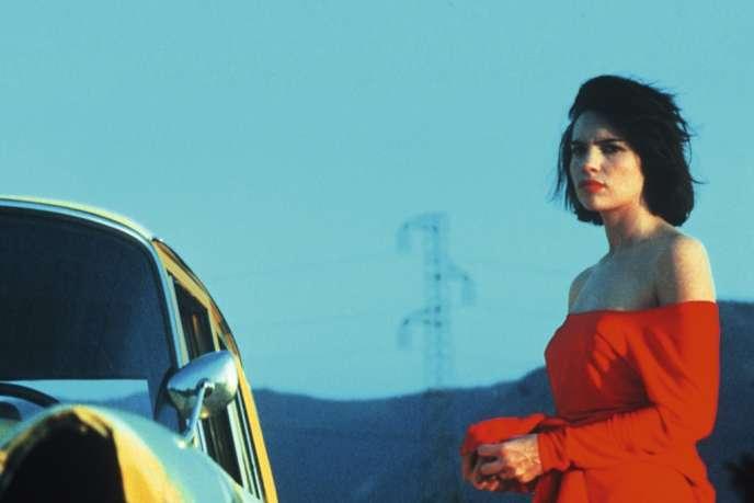 Béatrice Dalle dans 37°2 le matin (1986), de Jean-Jacques Beineix. Le film l'a révélée sous les traits de Betty, jeune femme succombant à un amour destructeur.