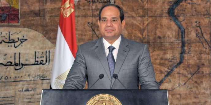 Le président égyptien, Abdel Fattah Al-Sissi, a estimé samedi que la proposition égyptienne de cessez-le-feu représentait une «réelle chance» pour mettre fin au conflit.