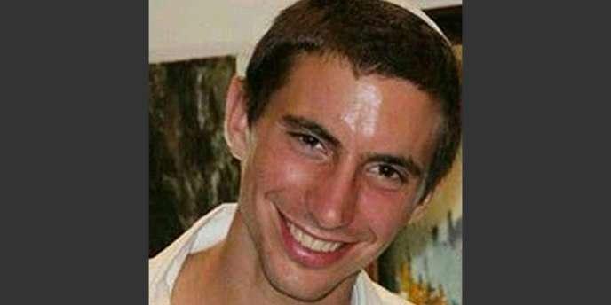 Le soldat israélien Hadar Goldin.