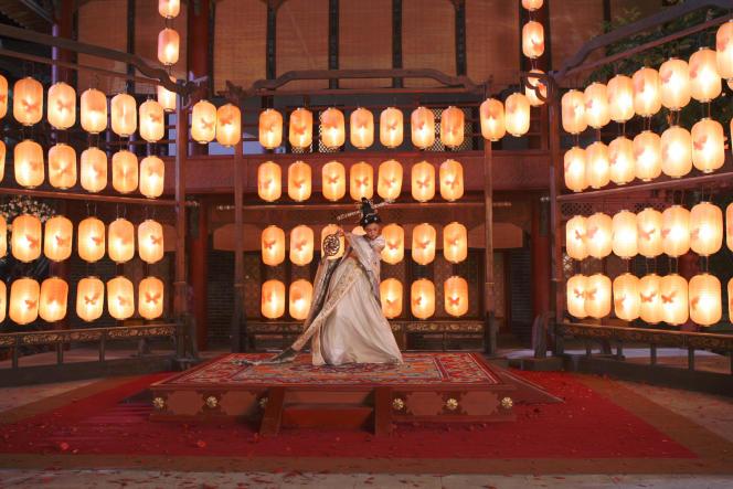Une scène du film chinois de Tsui Hark,