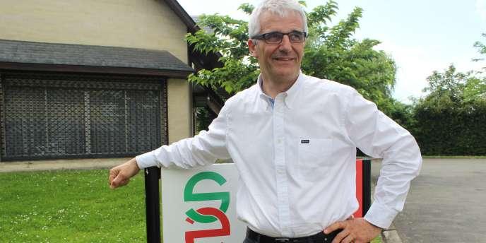 Thierry Costard, président de Scales.