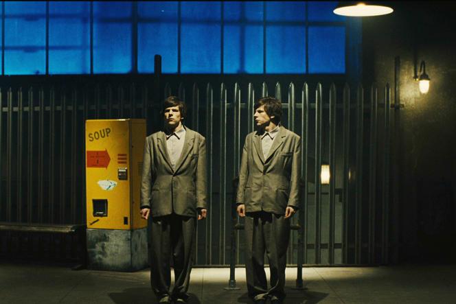 Jesse Eisenberg dans le film britannique de Richard Ayoade,