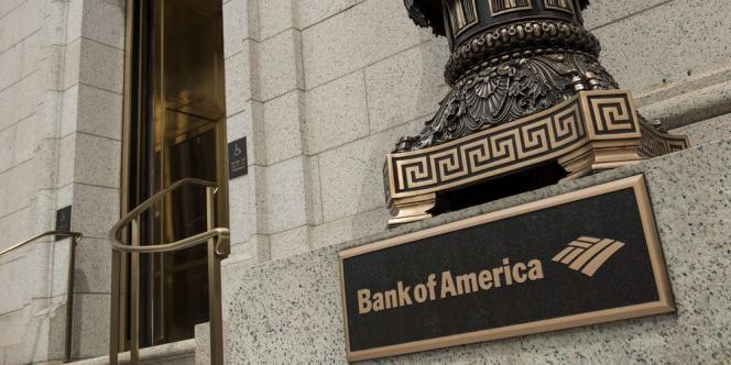 Bank of America est poursuivie par les autorités américaines pour avoir « menti » à des investisseurs en leur vendant des dérivés de crédits hypothécaires risqués.