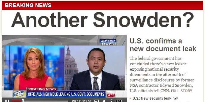 Des responsables américains ont fait part à CNN de leurs craintes d'une nouvelle taupe dans leurs services de renseignement.