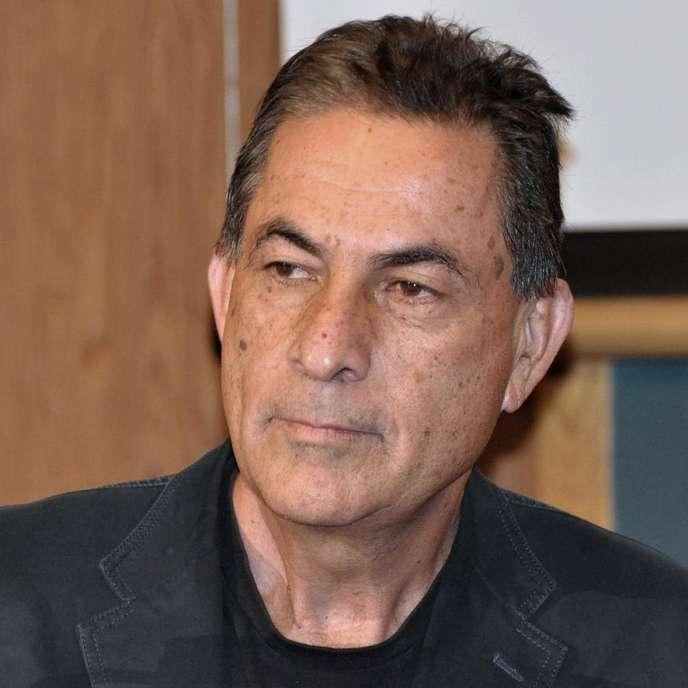 Le journaliste Gideon Levy, ici en 2011, ne se déplace plus sans un garde du corps.